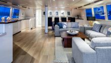 AQA boat interior