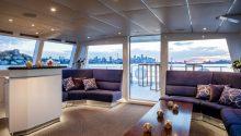 AQA boat top deck