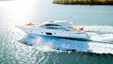 Aquabay boat cruising
