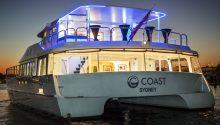 Coast function boat