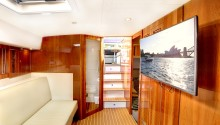 Seaduction boat Sydney
