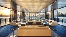 Starship Sydney lounge deck