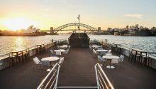 Starship Sydney top deck