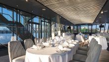 Starship Sydney dining deck