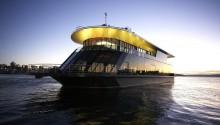 Starship Sydney boat