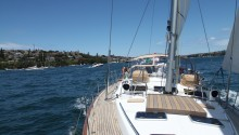 The Count sailing boat Sydney