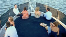 Day by Day boat charter Sydney