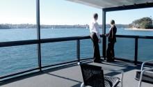 Morpheus boat charter Sydney