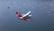 Seaplane flight Sydney