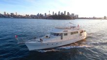 John Oxley cruising Sydney