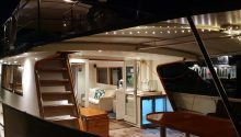 John Oxley rear deck