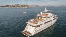 Corroboree Charter boat