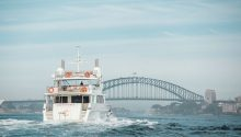 Corroboree Sydney cruising