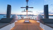 Corroboree top deck