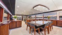 Corroboree interior dining table