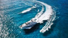 INFINITY PACIFIC boat
