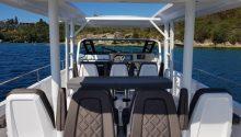 Spectre boat seats