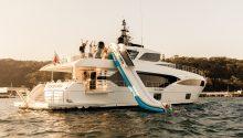 OneWorld boat Slide